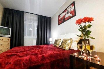 1-комн. квартира, 45 кв.м. на 4 человека, Кальная улица, 44к1, Рязань - Фотография 1