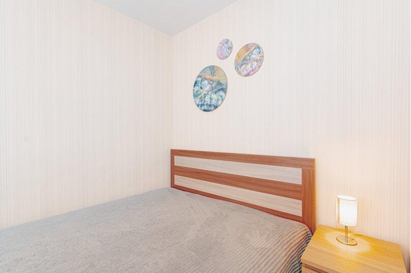 2-комн. квартира, 42 кв.м. на 6 человек, переулок Кирова, 3, Казань - Фотография 3
