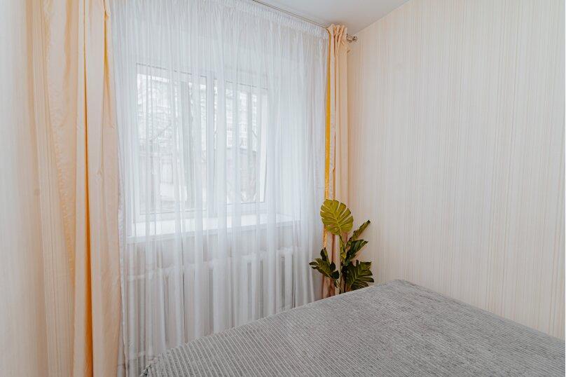 2-комн. квартира, 42 кв.м. на 6 человек, переулок Кирова, 3, Казань - Фотография 5