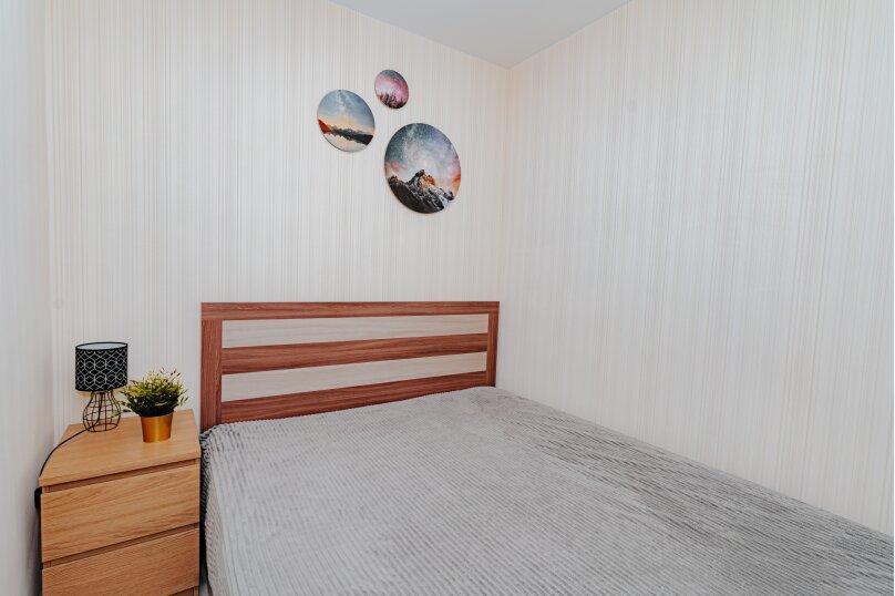 2-комн. квартира, 42 кв.м. на 6 человек, переулок Кирова, 3, Казань - Фотография 6