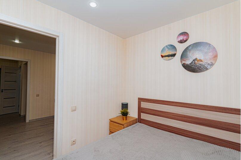 2-комн. квартира, 42 кв.м. на 6 человек, переулок Кирова, 3, Казань - Фотография 7
