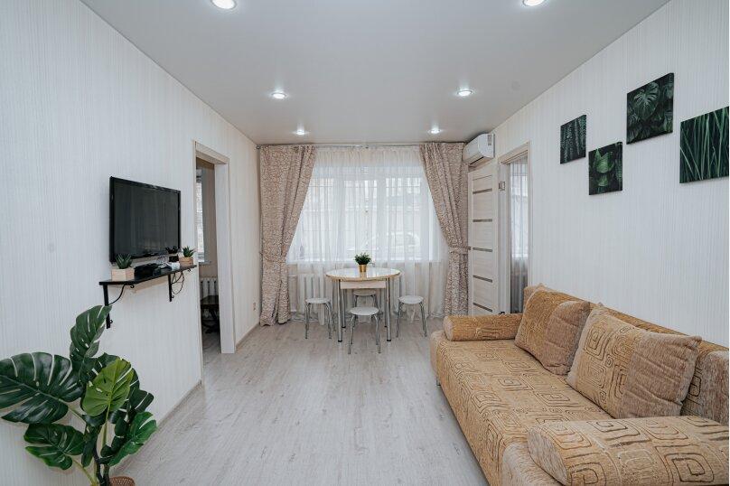 2-комн. квартира, 42 кв.м. на 6 человек, переулок Кирова, 3, Казань - Фотография 10