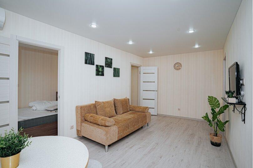2-комн. квартира, 42 кв.м. на 6 человек, переулок Кирова, 3, Казань - Фотография 11