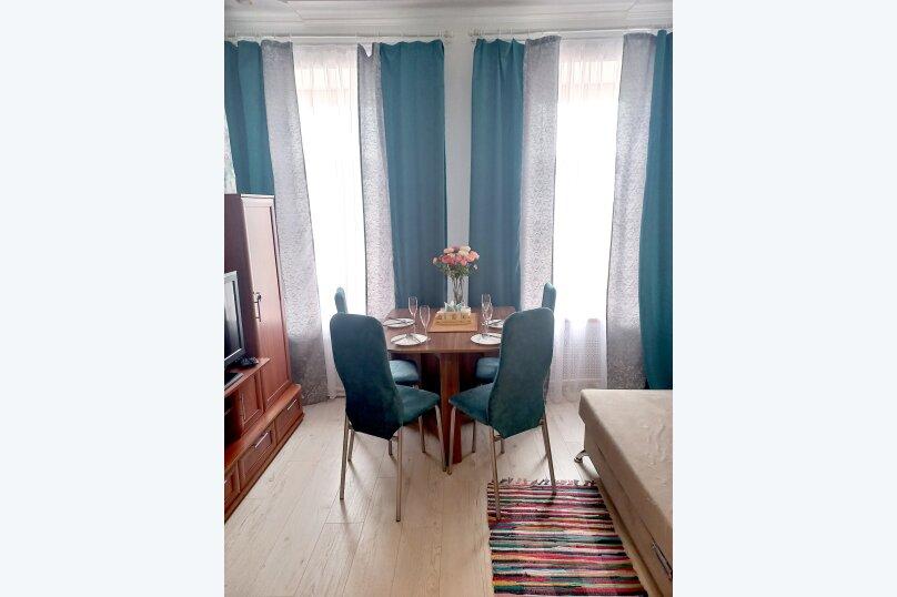 2-комн. квартира, 37 кв.м. на 5 человек, переулок Вахитова, 11, Нижний Новгород - Фотография 6