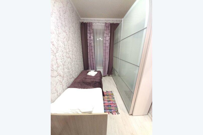 2-комн. квартира, 37 кв.м. на 5 человек, переулок Вахитова, 11, Нижний Новгород - Фотография 12