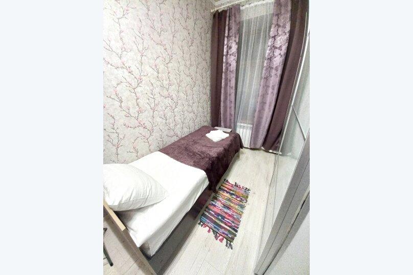 2-комн. квартира, 37 кв.м. на 5 человек, переулок Вахитова, 11, Нижний Новгород - Фотография 14