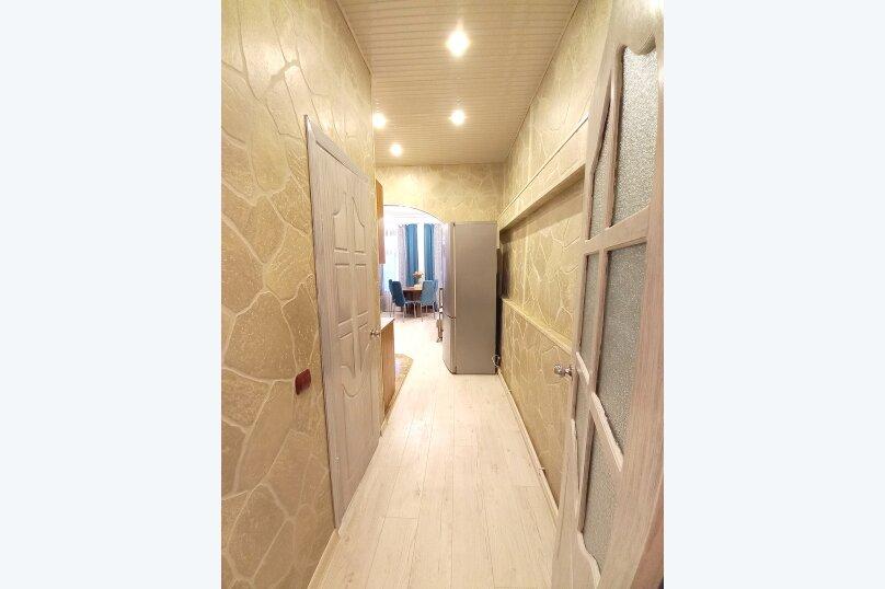 2-комн. квартира, 37 кв.м. на 5 человек, переулок Вахитова, 11, Нижний Новгород - Фотография 25