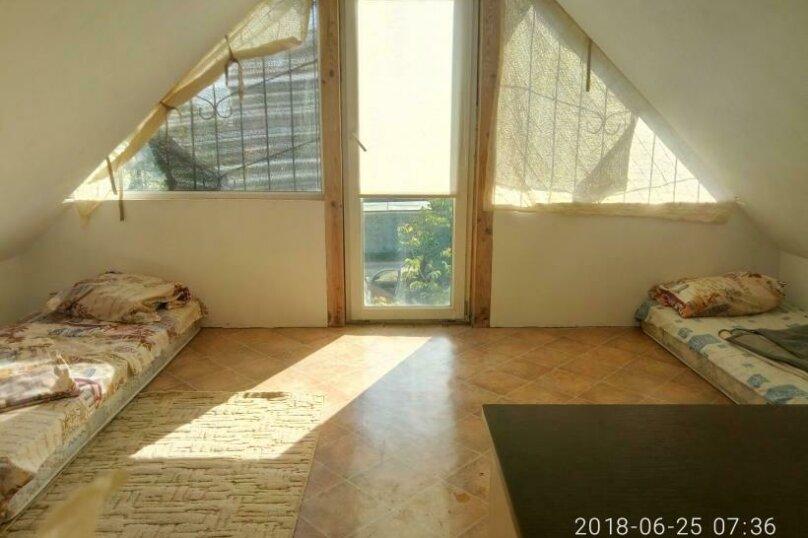 2-комн. квартира, 52 кв.м. на 6 человек, Голубой залив, 33, Севастополь - Фотография 4