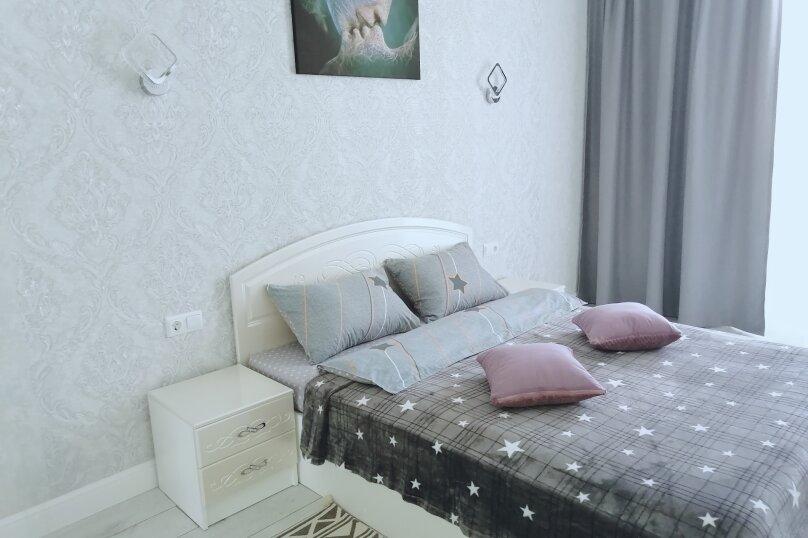 2-комн. квартира, 50 кв.м. на 4 человека, Крымская улица, 22к1, Геленджик - Фотография 4