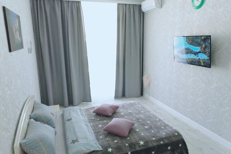 2-комн. квартира, 50 кв.м. на 4 человека, Крымская улица, 22к1, Геленджик - Фотография 5