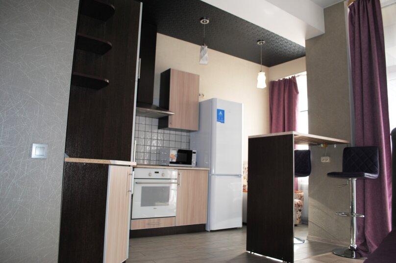 1-комн. квартира, 35 кв.м. на 2 человека, улица Коммунаров, 14/1, Иркутск - Фотография 5