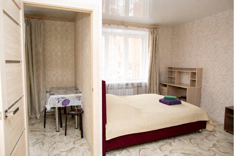1-комн. квартира, 33 кв.м. на 4 человека, Красноармейская улица, 13, Иркутск - Фотография 4