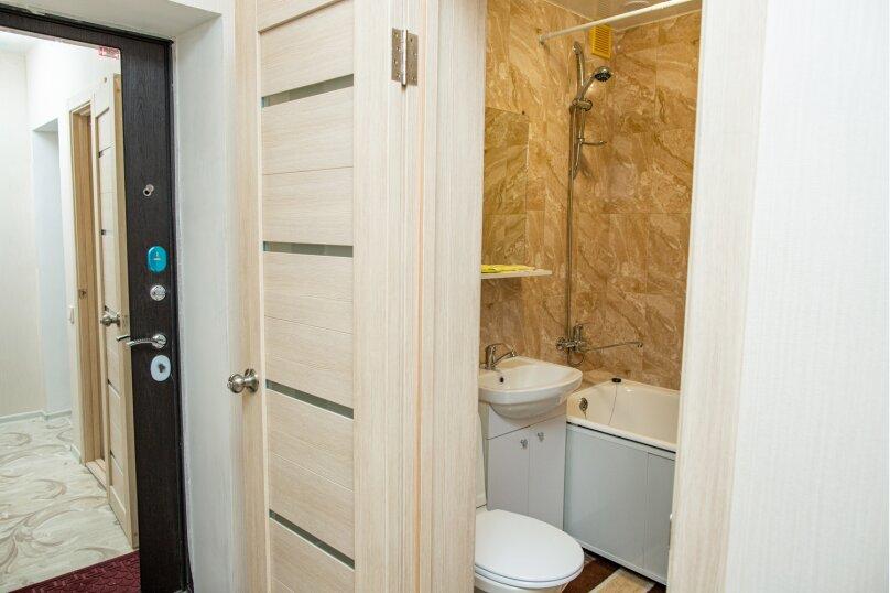 1-комн. квартира, 33 кв.м. на 4 человека, Красноармейская улица, 13, Иркутск - Фотография 10