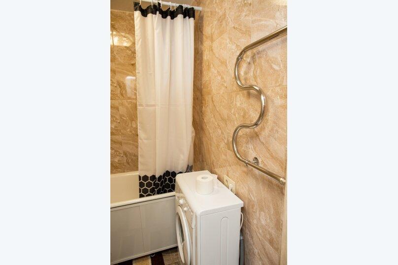 1-комн. квартира, 33 кв.м. на 4 человека, Красноармейская улица, 13, Иркутск - Фотография 14