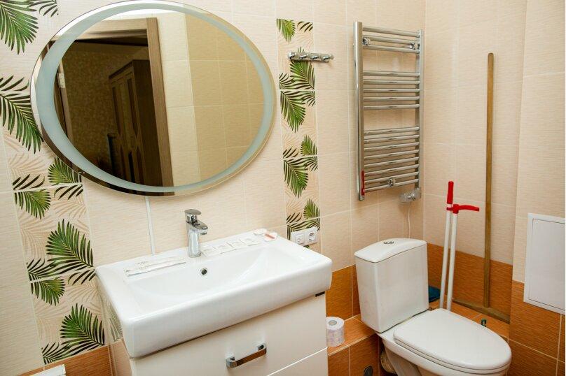 1-комн. квартира, 36 кв.м. на 4 человека, Киевская улица, 3, Иркутск - Фотография 10