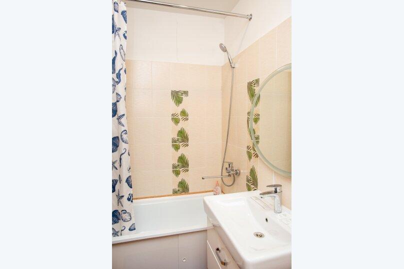 1-комн. квартира, 36 кв.м. на 4 человека, Киевская улица, 3, Иркутск - Фотография 12