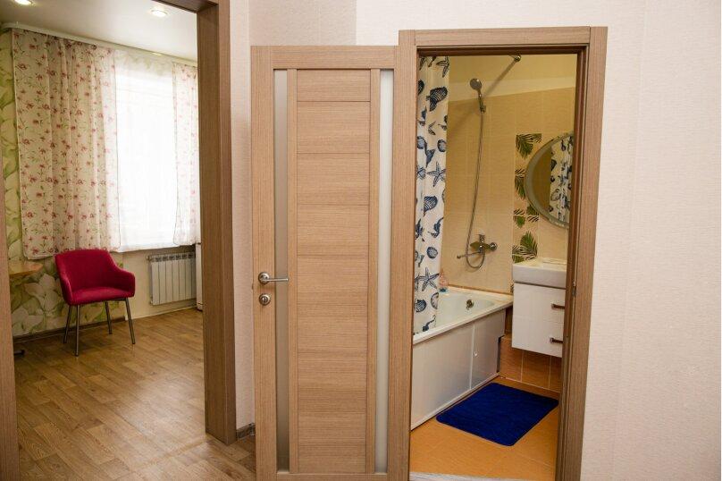 1-комн. квартира, 36 кв.м. на 4 человека, Киевская улица, 3, Иркутск - Фотография 14