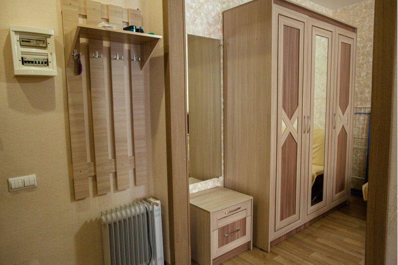 1-комн. квартира, 36 кв.м. на 4 человека, Киевская улица, 3, Иркутск - Фотография 16