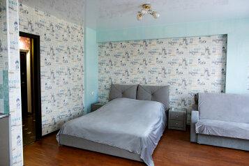 1-комн. квартира, 42 кв.м. на 3 человека, улица Коммунаров, 14, Иркутск - Фотография 1