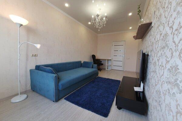 1-комн. квартира, 43 кв.м. на 2 человека, улица Есенина, 9к3, Белгород - Фотография 1