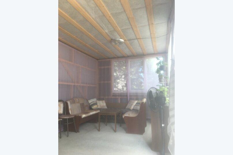 Дом под ключ. , 44 кв.м. на 6 человек, 2 спальни, Северная улица, 78а, Анапа - Фотография 17