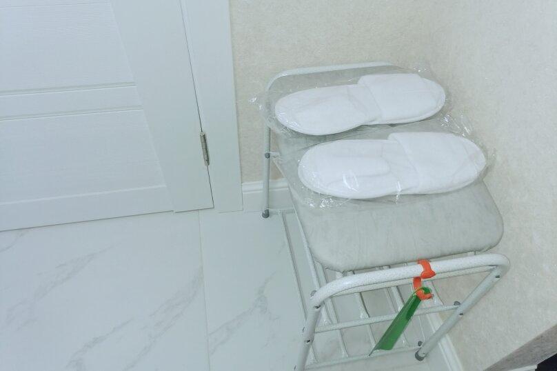 2-комн. квартира, 50 кв.м. на 4 человека, Крымская улица, 22к1, Геленджик - Фотография 19