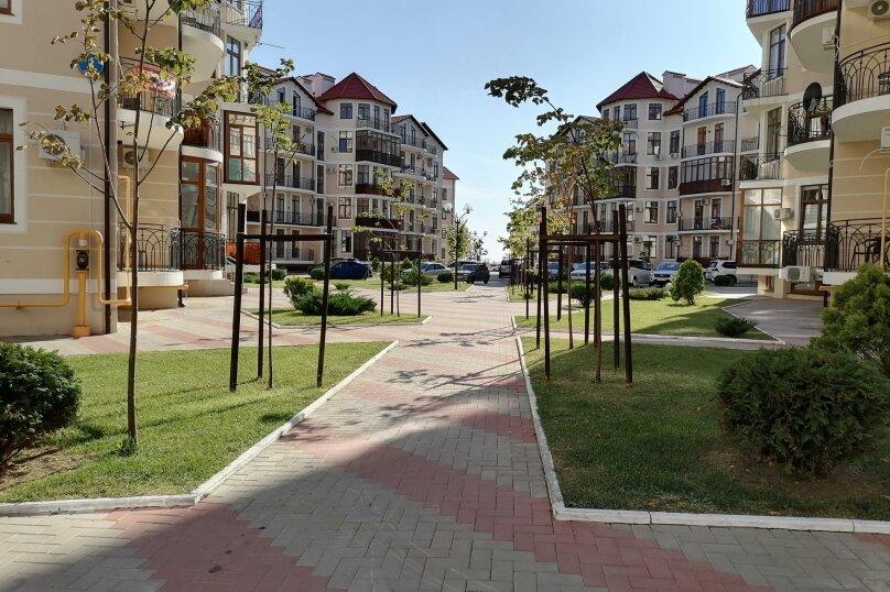 2-комн. квартира, 50 кв.м. на 4 человека, Крымская улица, 22к1, Геленджик - Фотография 20