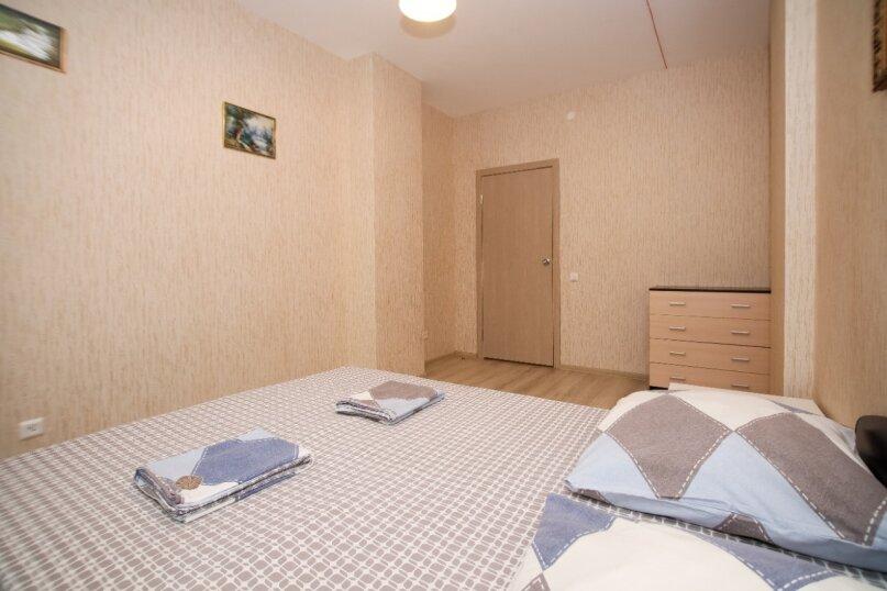 1-комн. квартира, 53 кв.м. на 6 человек, улица Революции, 54, Пермь - Фотография 7