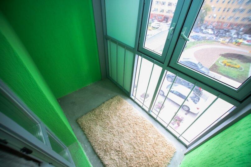 1-комн. квартира, 53 кв.м. на 6 человек, улица Революции, 54, Пермь - Фотография 13