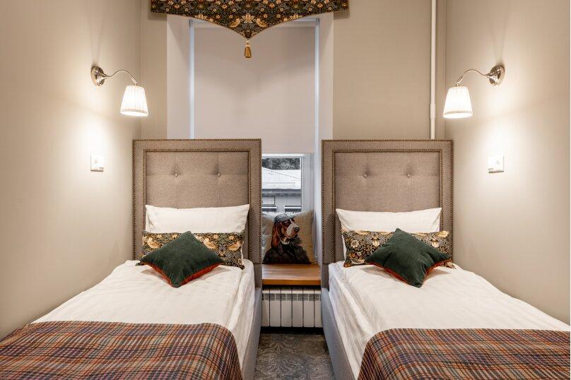 Гостиница, Новая Басманная улица, 35с1 на 21 номер - Фотография 11