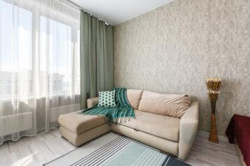 1-комн. квартира, 36 кв.м. на 4 человека, улица Немировича-Данченко, 150, Новосибирск - Фотография 1