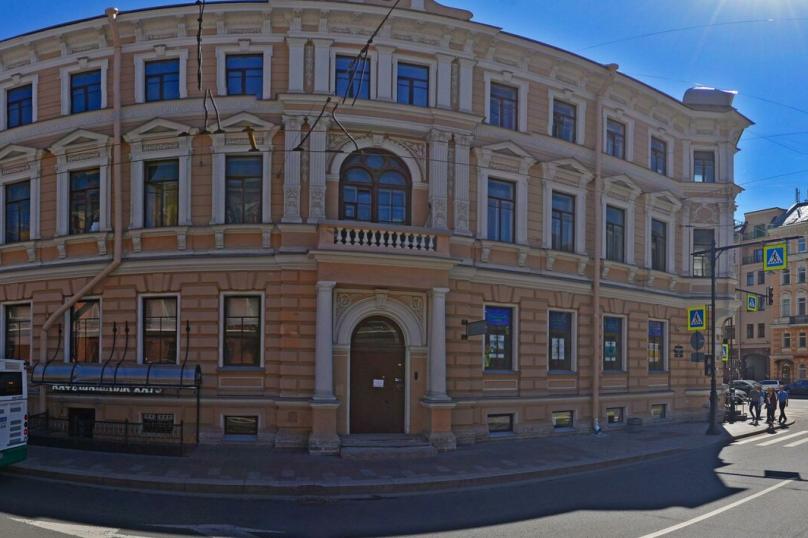 """Капсульный отель """"4U Capsule Hotel"""", Суворовский проспект, 1/8 на 36 номеров - Фотография 4"""