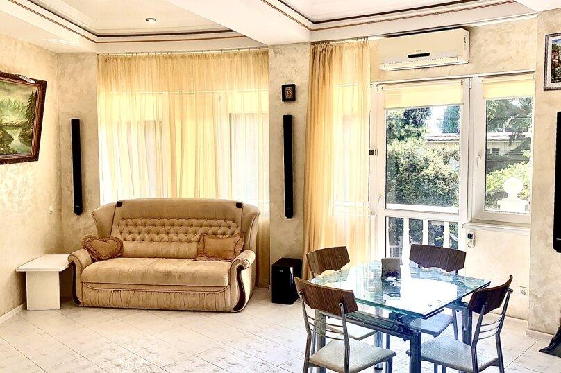 2-комн. квартира, 70 кв.м. на 5 человек, Парковая улица, 5А, Партенит - Фотография 3