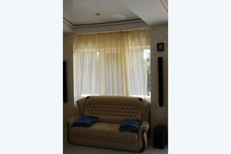 2-комн. квартира, 70 кв.м. на 5 человек, Парковая улица, 5А, Партенит - Фотография 40
