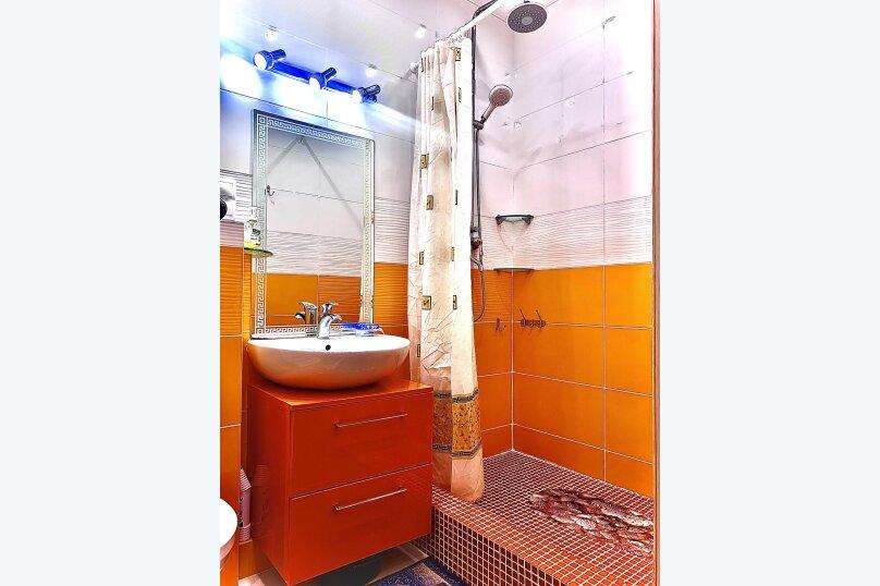 2-комн. квартира, 70 кв.м. на 5 человек, Парковая улица, 5А, Партенит - Фотография 89