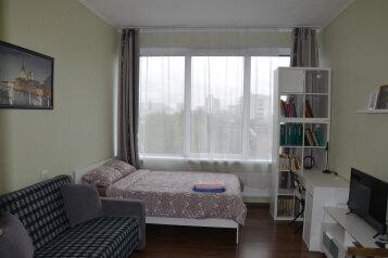 1-комн. квартира, 24 кв.м. на 4 человека, проспект Мира, 188Бк2, Москва - Фотография 1