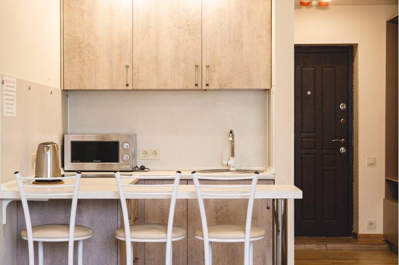 Апартаменты-студио в «ЖК Алмаз», улица Блюхера, 19 на 10 номеров - Фотография 77