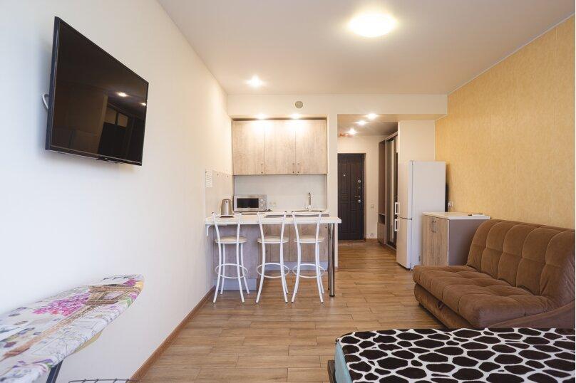 Апартаменты-студио в «ЖК Алмаз», улица Блюхера, 19 на 10 номеров - Фотография 78
