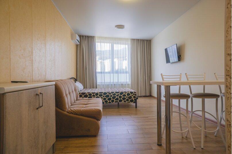 Апартаменты-студио в «ЖК Алмаз», улица Блюхера, 19 на 10 номеров - Фотография 80
