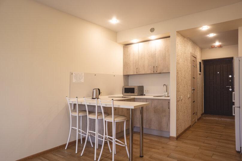 Апартаменты-студио в «ЖК Алмаз», улица Блюхера, 19 на 10 номеров - Фотография 82