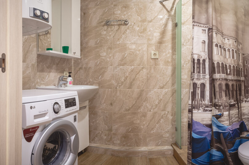 Апартаменты-студио в «ЖК Алмаз», улица Блюхера, 19 на 10 номеров - Фотография 83
