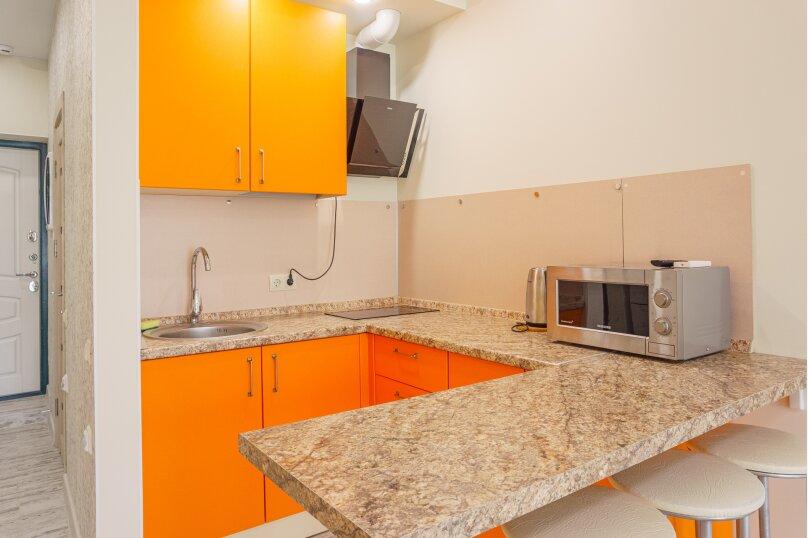 Апартаменты-студио в «ЖК Алмаз», улица Блюхера, 19 на 10 номеров - Фотография 86