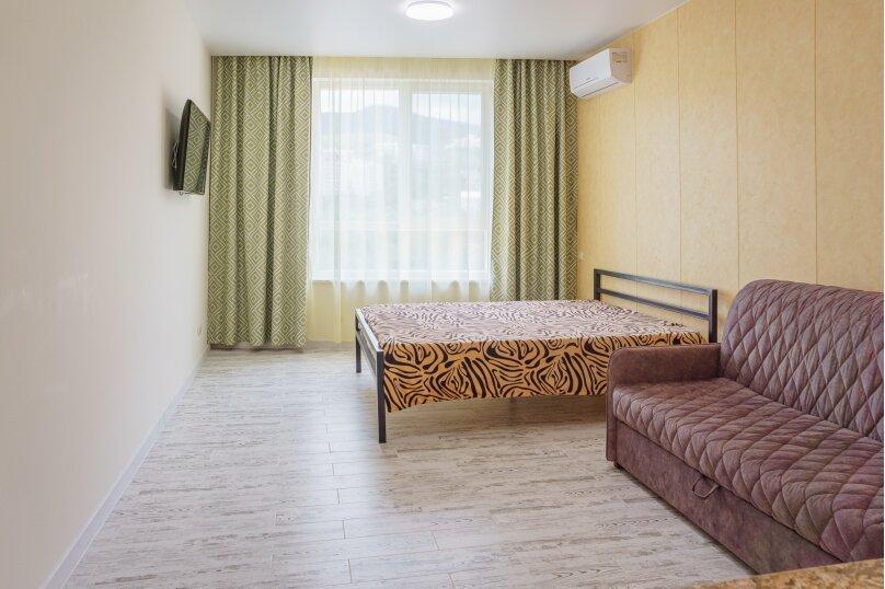 Апартаменты-студио в «ЖК Алмаз», улица Блюхера, 19 на 10 номеров - Фотография 89
