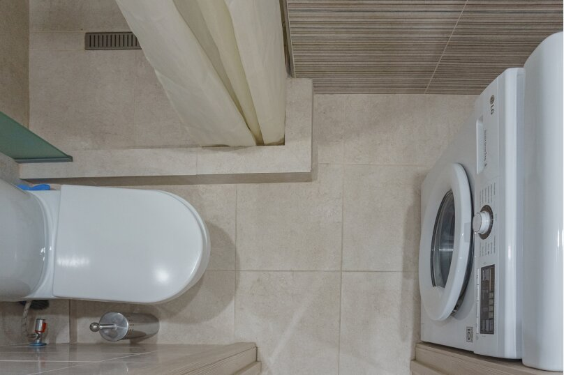 Апартаменты-студио в «ЖК Алмаз», улица Блюхера, 19 на 10 номеров - Фотография 90