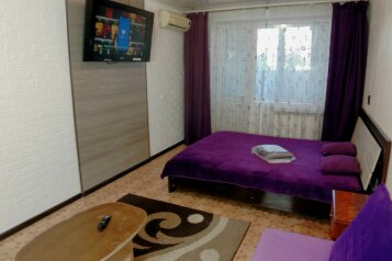 1-комн. квартира, 33 кв.м. на 4 человека, Краснореченская улица, 163, Хабаровск - Фотография 1