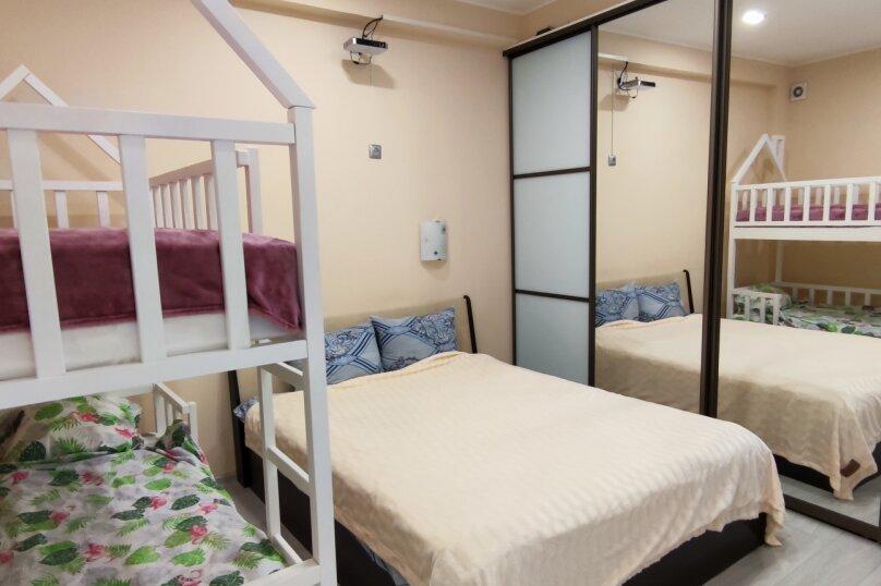 2-комн. квартира, 65 кв.м. на 4 человека, улица 9 Мая, 5, Гурзуф - Фотография 13