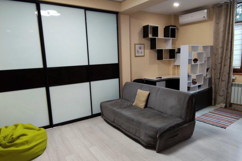 2-комн. квартира, 65 кв.м. на 4 человека, улица 9 Мая, 5, Гурзуф - Фотография 15