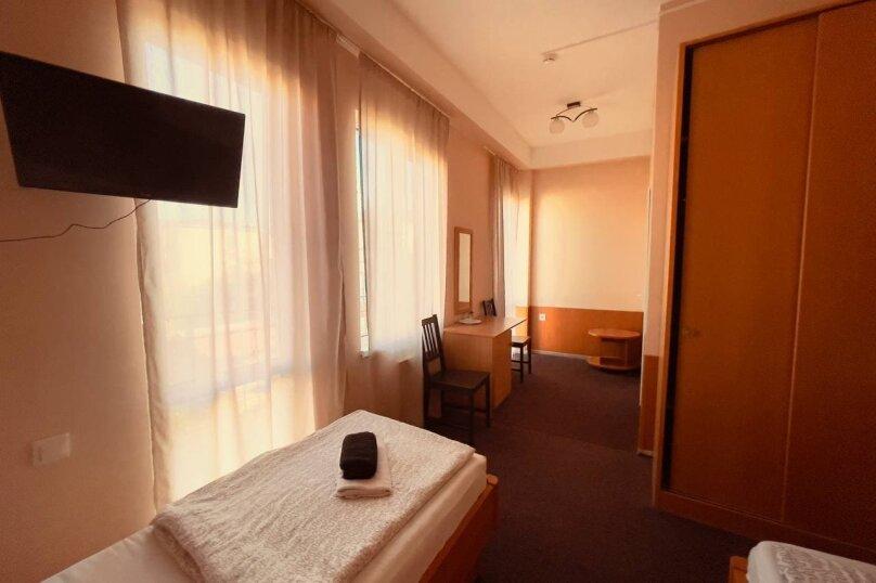 Улучшенный двухместный номер, Ружейная улица, 74, Адлер, Мирный, Сочи - Фотография 3