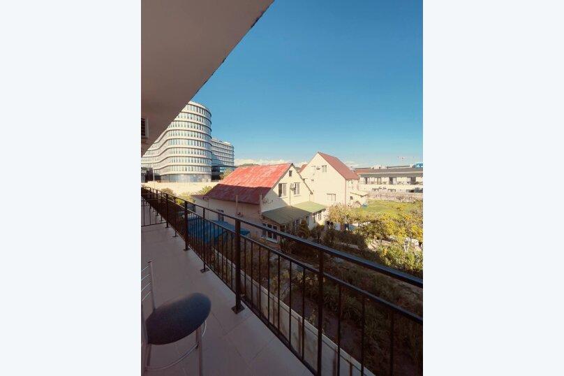 Улучшенный двухместный номер, Ружейная улица, 74, Адлер, Мирный, Сочи - Фотография 4