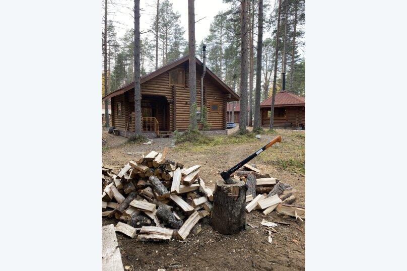 """Гостевой дом """"Pine Land"""", Суоярвская, 65 на 3 комнаты - Фотография 67"""